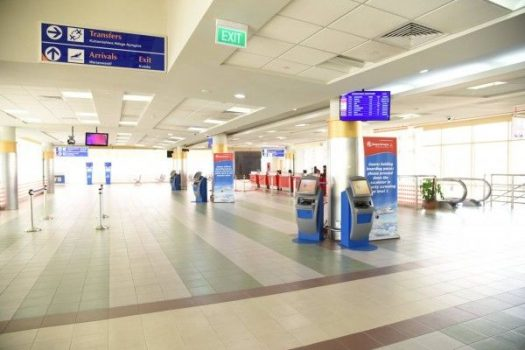 Transfers and Arrivals Directions at JKIA